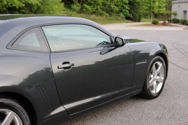2015 Chevrolet Camaro 1LT Mooresville, North Carolina 51
