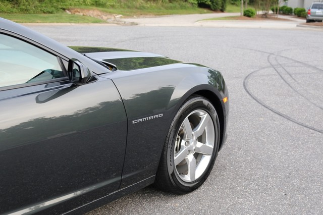 2015 Chevrolet Camaro 1LT Mooresville, North Carolina 52