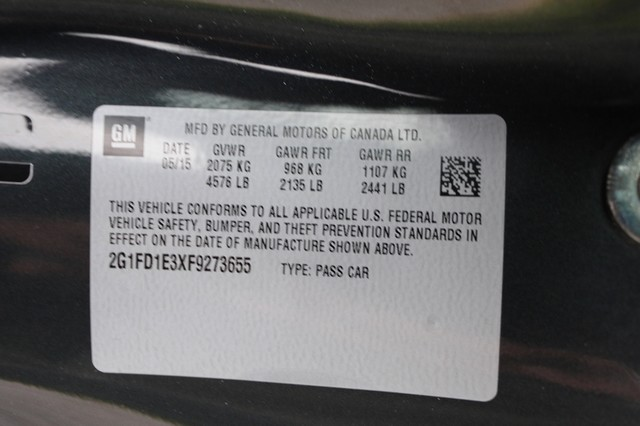 2015 Chevrolet Camaro 1LT Mooresville, North Carolina 57