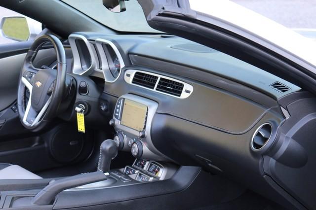 2015 Chevrolet Camaro 2SS ROADSTER Mooresville, North Carolina 19