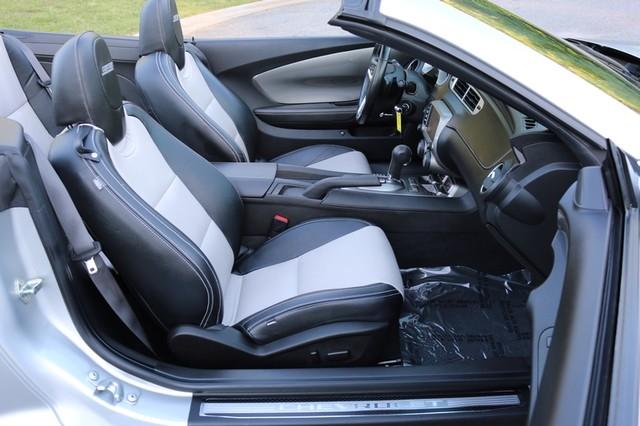 2015 Chevrolet Camaro 2SS ROADSTER Mooresville, North Carolina 21
