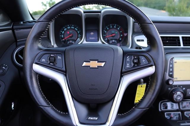 2015 Chevrolet Camaro 2SS ROADSTER Mooresville, North Carolina 29