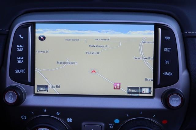 2015 Chevrolet Camaro 2SS ROADSTER Mooresville, North Carolina 38