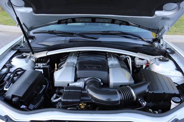 2015 Chevrolet Camaro 2SS ROADSTER Mooresville, North Carolina 52