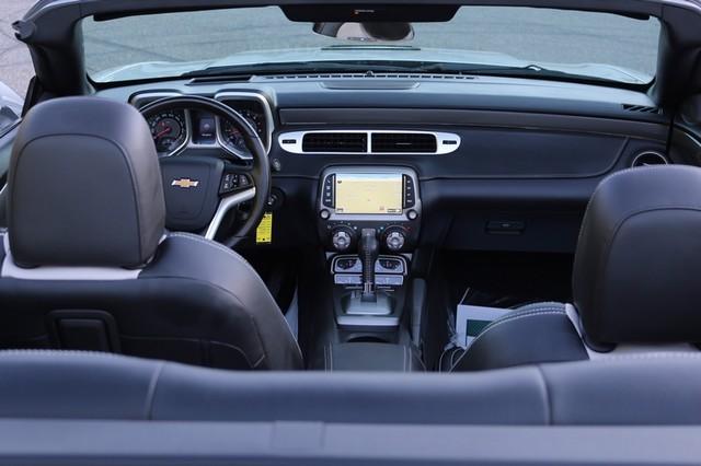 2015 Chevrolet Camaro 2SS ROADSTER Mooresville, North Carolina 6