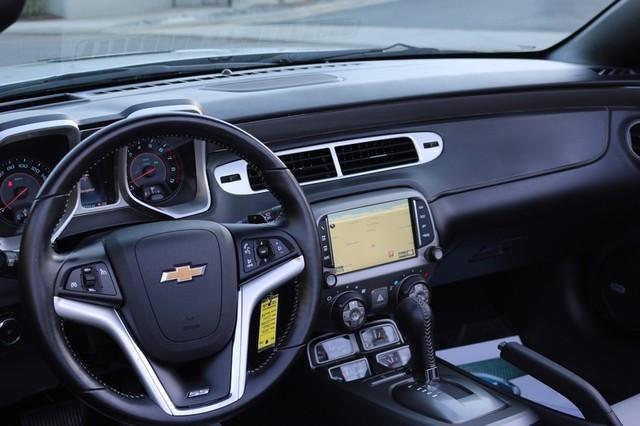 2015 Chevrolet Camaro 2SS ROADSTER Mooresville, North Carolina 7