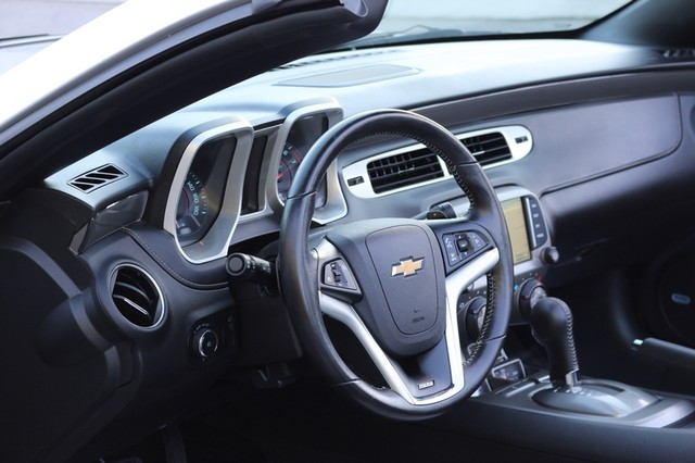 2015 Chevrolet Camaro 2SS ROADSTER Mooresville, North Carolina 8
