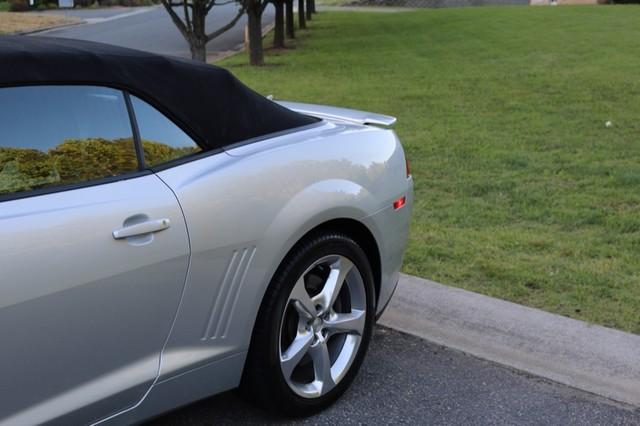 2015 Chevrolet Camaro 2SS ROADSTER Mooresville, North Carolina 65