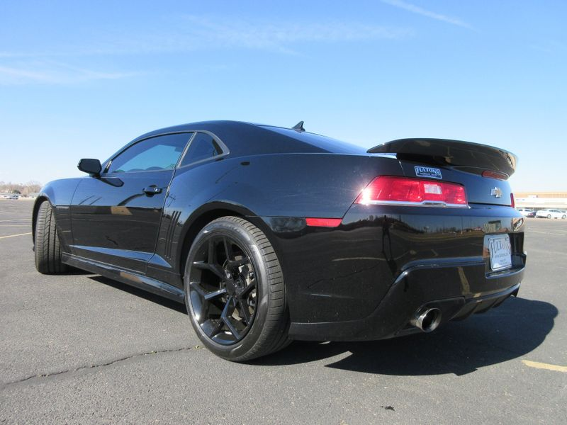 2015 Chevrolet Camaro 29K miles  Z28 20 wheels  Fultons Used Cars Inc  in , Colorado