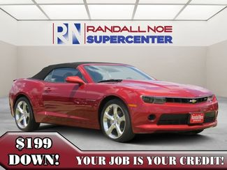 2015 Chevrolet Camaro LT | Randall Noe Super Center in Tyler TX