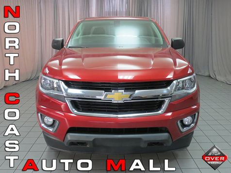 2015 Chevrolet Colorado 4WD LT in Akron, OH
