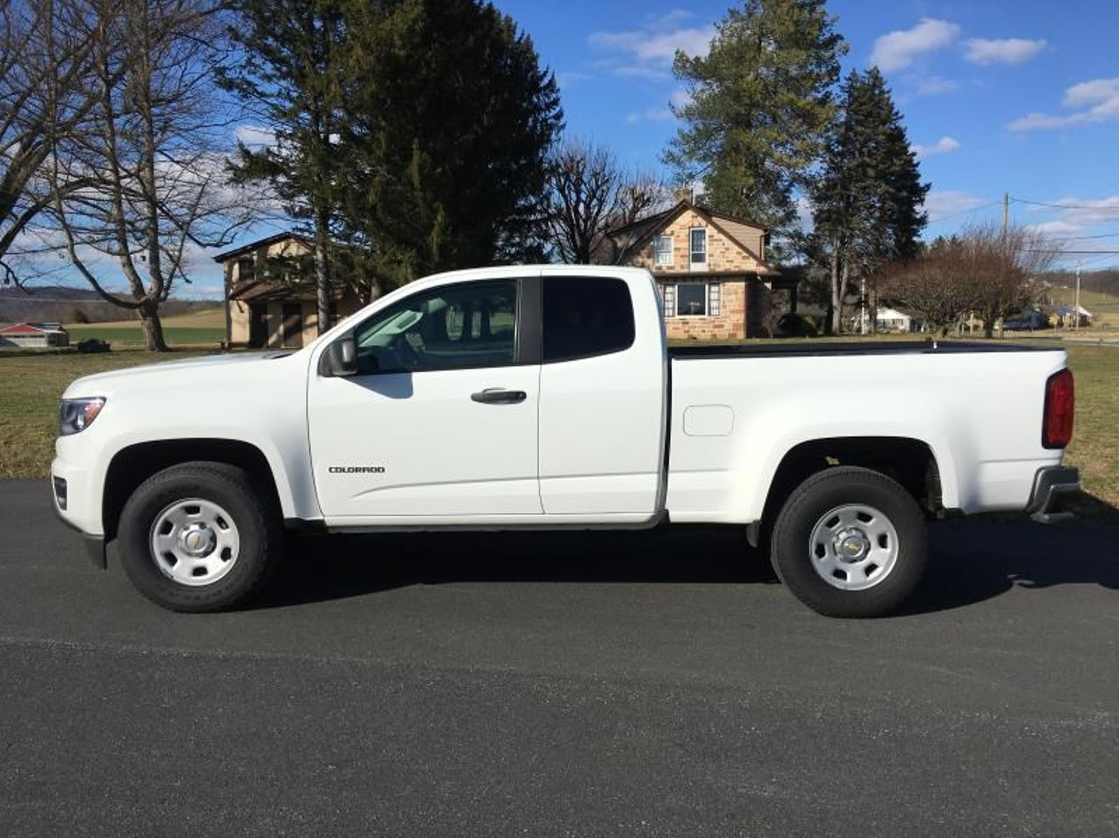 side front reviewed cars colorado about truth the chevrolet