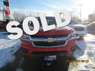 2015 Chevrolet Colorado 2WD WT Fremont, Ohio