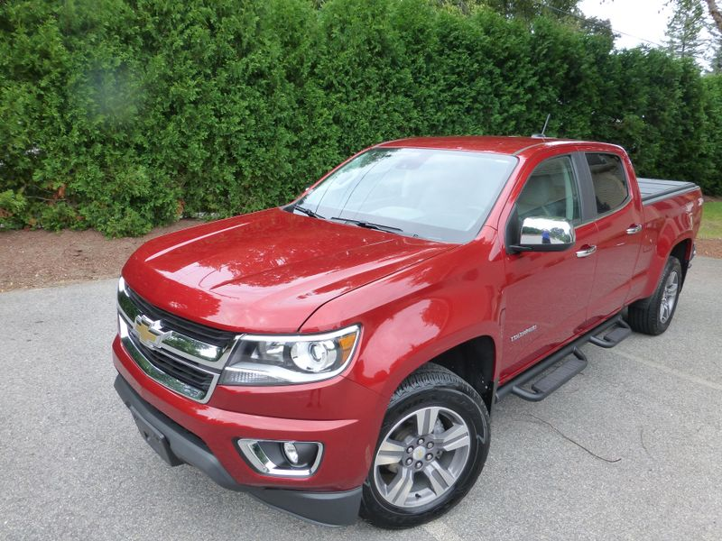 2015 Chevrolet Colorado 4WD LT  city MA  European Motorsports  in Lawrence, MA