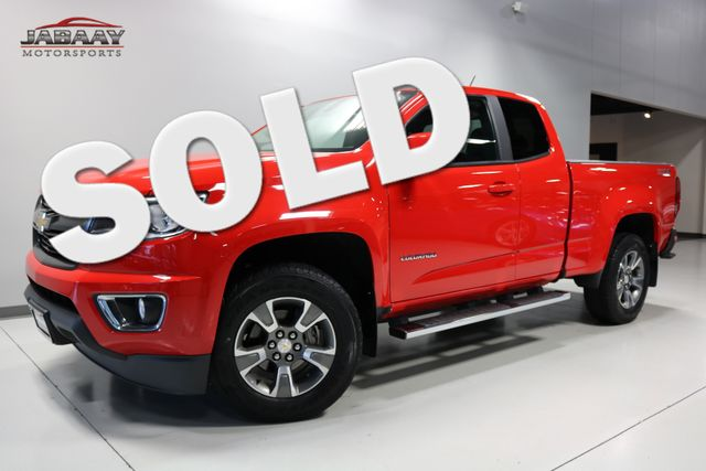 2015 Chevrolet Colorado 4WD Z71 Merrillville, Indiana 0