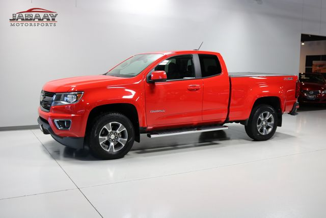 2015 Chevrolet Colorado 4WD Z71 Merrillville, Indiana 31