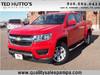 2015 Chevrolet Colorado 2WD LT Pampa, Texas