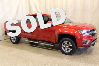 2015 Chevrolet Colorado 4WD Z71 Long Box Roscoe, Illinois