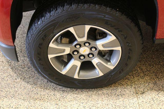 2015 Chevrolet Colorado 4WD Z71 Long Box Roscoe, Illinois 28