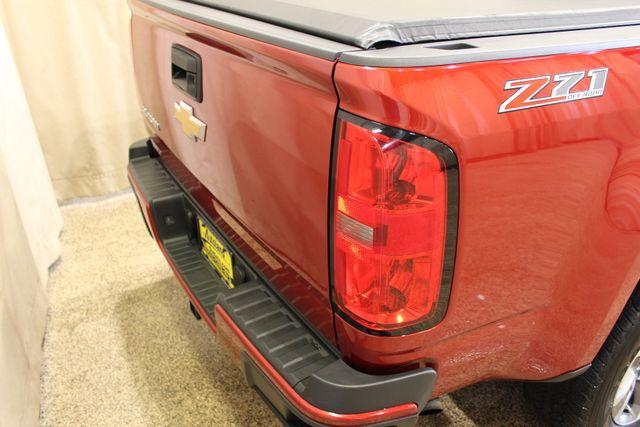 2015 Chevrolet Colorado 4WD Z71 Long Box Roscoe, Illinois 4
