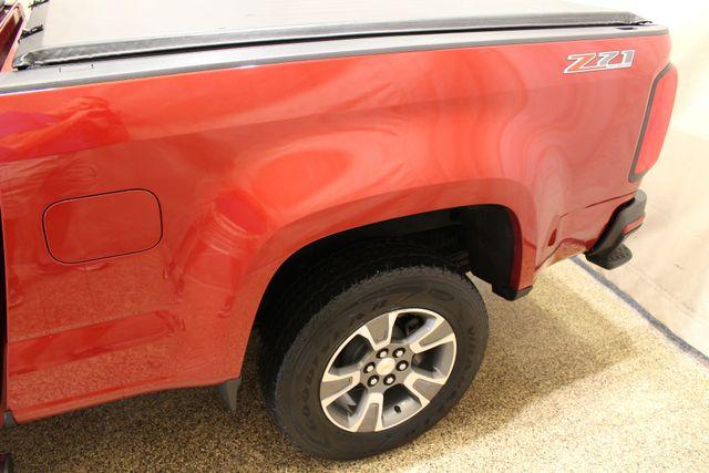 2015 Chevrolet Colorado 4WD Z71 Long Box Roscoe, Illinois 6