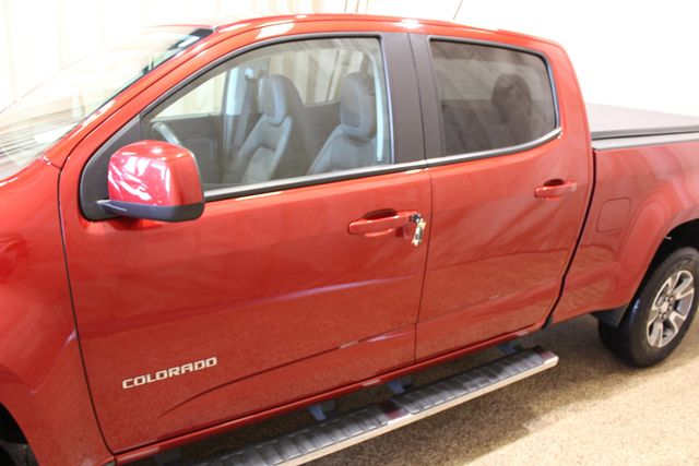2015 Chevrolet Colorado 4WD Z71 Long Box Roscoe, Illinois 7