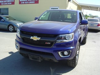 2015 Chevrolet Colorado 2WD Z71 San Antonio, Texas 1
