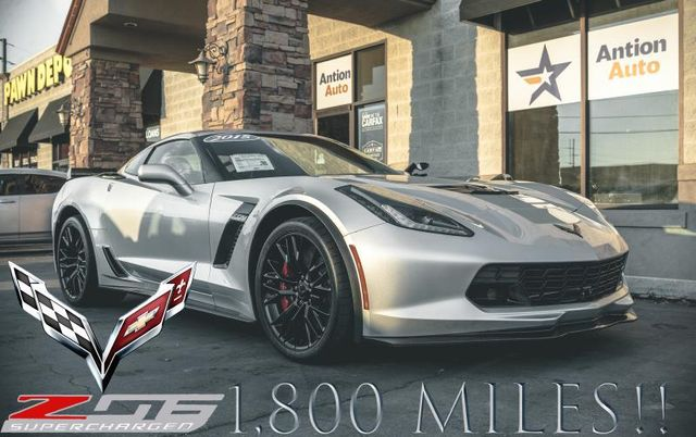 2015 Chevrolet Corvette Z06 2LZ | Bountiful, UT | Antion Auto in Bountiful UT