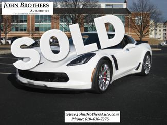 2015 Sold Chevrolet Corvette Z06 Conshohocken, Pennsylvania