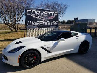 2015 Chevrolet Corvette Coupe 2LT, Z51, NAV, Glass Top, Black Alloys 18k   Dallas, Texas   Corvette Warehouse  in Dallas Texas