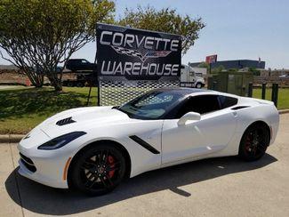 2015 Chevrolet Corvette Coupe Z51, 2LT, FE4 Mag Ride, NPP, Carbon Top 2k!    Dallas, Texas   Corvette Warehouse  in Dallas Texas