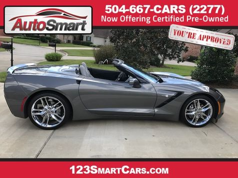 2015 Chevrolet Corvette 3LT in Harvey, LA