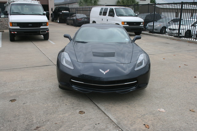 2015 Chevrolet Corvette Coupe Houston, Texas 0