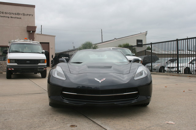 2015 Chevrolet Corvette Coupe Houston, Texas 1