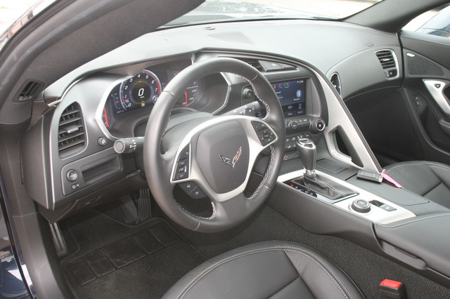 2015 Chevrolet Corvette Coupe Houston, Texas 11