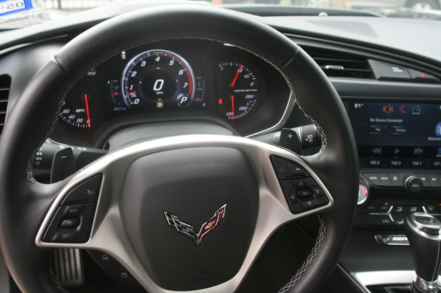 2015 Chevrolet Corvette Coupe Houston, Texas 13