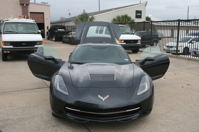 2015 Chevrolet Corvette Coupe Houston, Texas 4