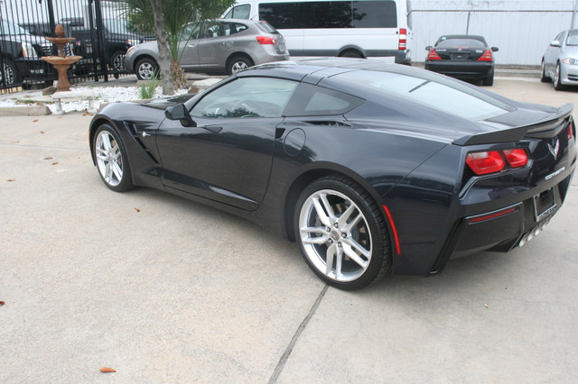 2015 Chevrolet Corvette Coupe Houston, Texas 3