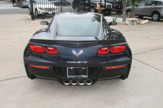 2015 Chevrolet Corvette Coupe Houston, Texas 6