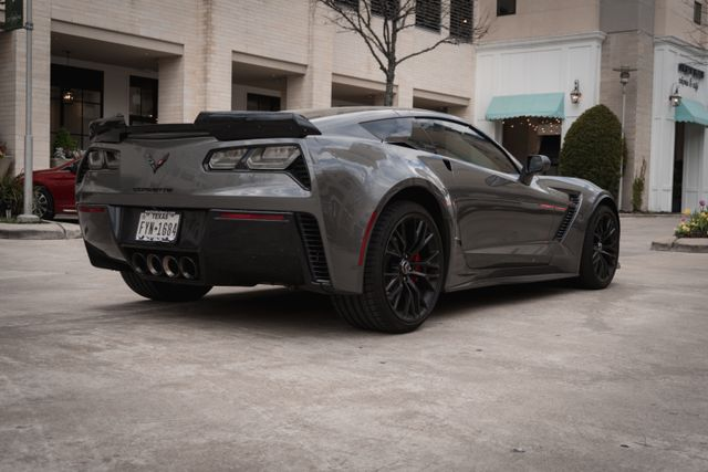 2015 Chevrolet Corvette Z06 3LZ Houston, Texas 9