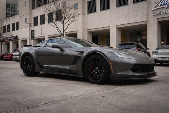 2015 Chevrolet Corvette Z06 3LZ Houston, Texas 11