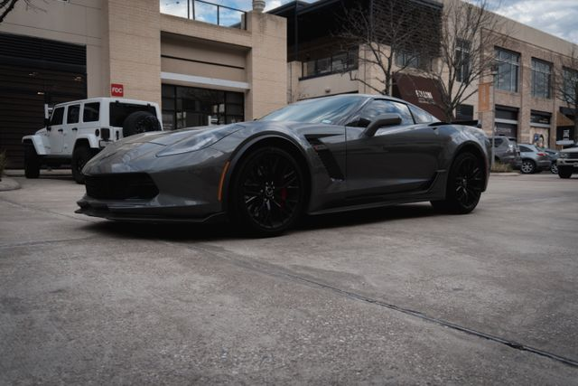 2015 Chevrolet Corvette Z06 3LZ Houston, Texas 4