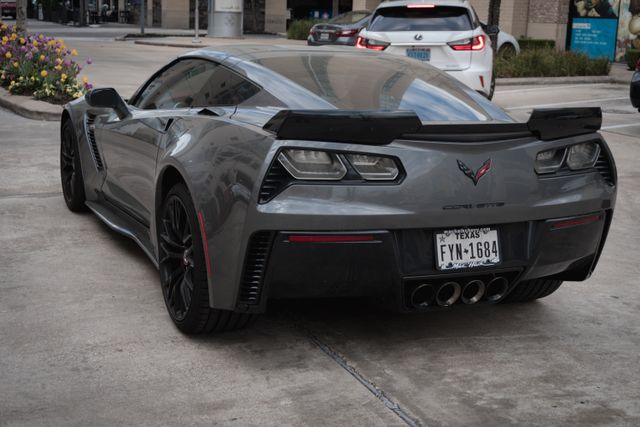 2015 Chevrolet Corvette Z06 3LZ Houston, Texas 8