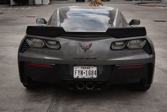 2015 Chevrolet Corvette Z06 3LZ Houston, Texas 10