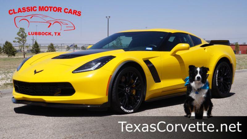 2015 Chevrolet Corvette Z06/Z07 3LZ | Lubbock, Texas | Classic Motor Cars