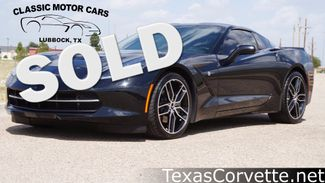 2015 Chevrolet Corvette in Lubbock Texas