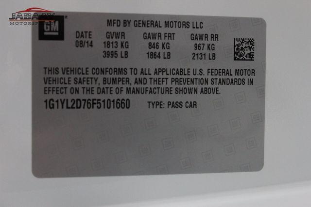 2015 Chevrolet Corvette Z51 3LT Merrillville, Indiana 52