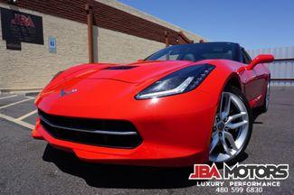 2015 Chevrolet Corvette Stingray Z51 2LT Coupe 7 Speed Manual | MESA, AZ | JBA MOTORS in Mesa AZ