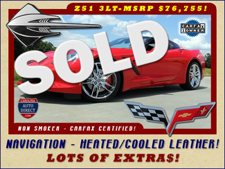 2015 Chevrolet Corvette Z51 3LT - LOTS OF EXTRA$!! Mooresville , NC