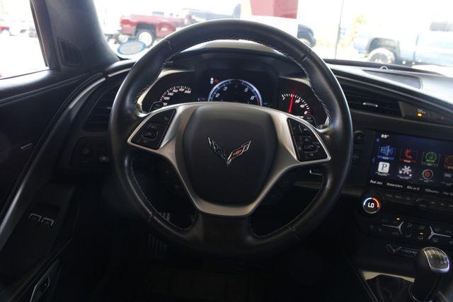 2015 Chevrolet Corvette Z51 3LT CARBON FIBER DUAL ROOF PKG! Mooresville , NC 6